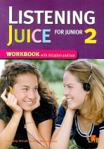 LISTENING JUICE FOR JUNIOR. 2 WORKBOOK(Paperback)