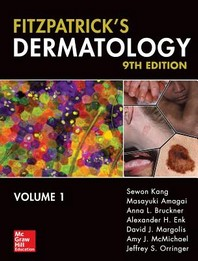 [해외]Fitzpatrick's Dermatology, Ninth Edition, 2-Volume Set