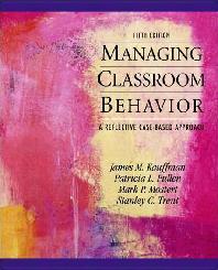 Managing Classroom Behaviors