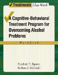 [해외]Overcoming Alcohol Use Problems (Paperback)