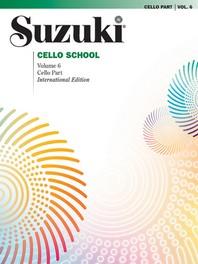 [해외]Suzuki Cello School, Vol 6 (Paperback)