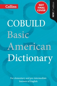 Collins Cobuild Basic American English Dictionary