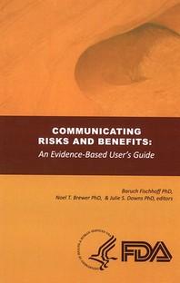 [해외]Communicating Risks and Benefits