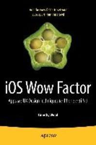 [해외]IOS Wow Factor (Paperback)