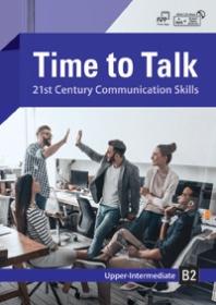 Time to Talk Upper-Intermediate B2 (StudentBook+MP3)