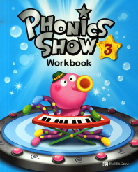 PHONICS SHOW WORKBOOK. 3