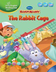 Disney Handy manny - the rabbit cage