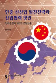 한중신산업발전전략과산업협력방안