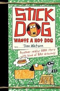 [해외]Stick Dog Wants a Hot Dog