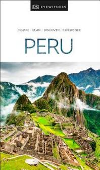 [해외]DK Eyewitness Peru (Paperback)