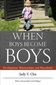 [해외]When Boys Become Boys (Paperback)