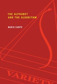 [해외]The Alphabet and the Algorithm