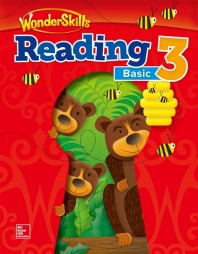 WonderSkills Reading Basic. 3 (Book(+Workbook) + Audio CD)