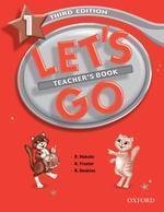 [보유]Let's Go 1 Teacher's Book