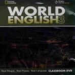 WORLD ENGLISH. 3(CLASSROOM DVD)