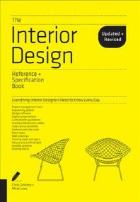 [해외]The Interior Design Reference & Specification Book Updated & Revised