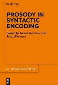 [해외]Prosody in Syntactic Encoding