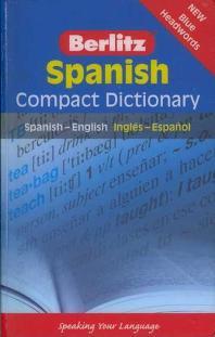 Berlitz Spanish Dictionary