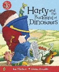[해외]Harry and the Bucketful of Dinosaurs (Paperback)