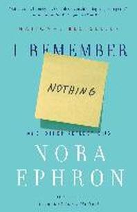 [해외]I Remember Nothing