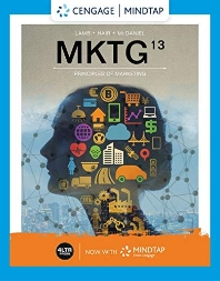 [해외]Mktg (with Mindtap, 1 Term Printed Access Card)