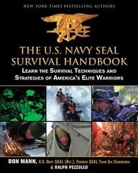 [해외]The U.S. Navy Seal Survival Handbook