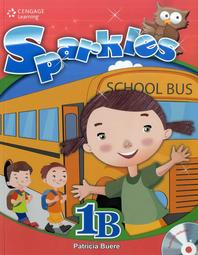 Sparkles student book with workbook and audio CD 1B
