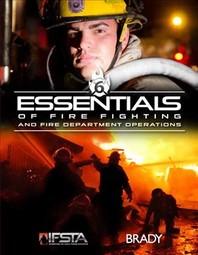 [해외]Essentials of Fire Fighting and Fire Department Operations (Paperback)