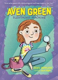 [해외]Aven Green Sleuthing Machine (Paperback)