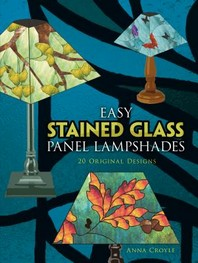 [해외]Easy Stained Glass Panel Lampshades