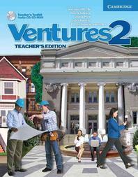 VENTURES. 2(TEACHERS EDITION)(AUDIO CD1장포함)