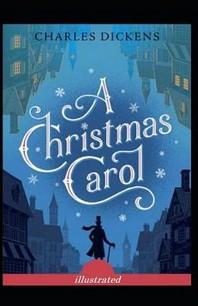 [해외]A Christmas Carol illustrated (Paperback)