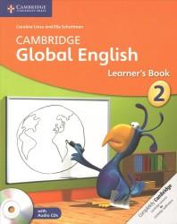 [해외]Cambridge Global English Stage 2 Learner's Book with Audio CD