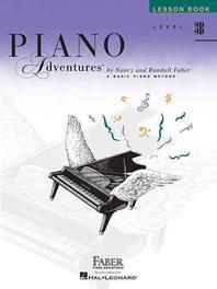 Piano Adventures, Level 3B, Lesson Book, UnA/E, UnA/E