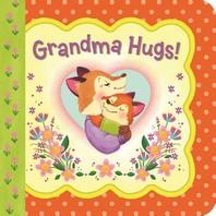 [해외]Grandma Hugs (Board Books)