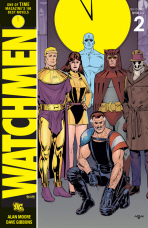 왓치맨(Watchmen). 2