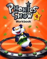 PHONICS SHOW WORKBOOK. 4