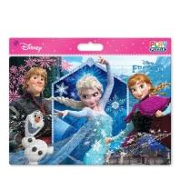 디즈니 판퍼즐 겨울왕국 눈결정(88조각)