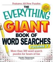 [해외]The Everything Giant Book of Word Searches, Volume 7 (Paperback)