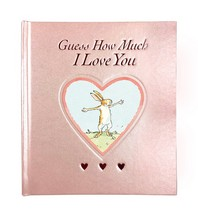 [해외]Guess How Much I Love You Blush Sweetheart Edition (Hardcover)