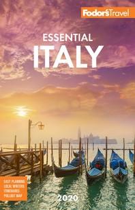 [해외]Fodor's Essential Italy 2022