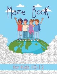 [해외]Maze Book for Kids 10-12