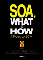 SOA WHAT & HOW : A ROAD TO SOA(양장본 HardCover)