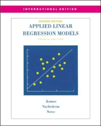 Applied Linear Regression Models (Paperback)