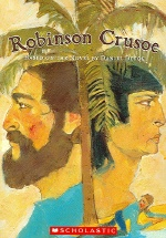 Robinson Crusoe(Action Classics Level 2)