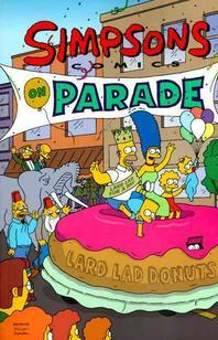 [해외]Simpsons Comics on Parade