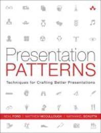 [해외]Presentation Patterns (Paperback)