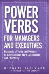 Power Verbs for Managers and Executives