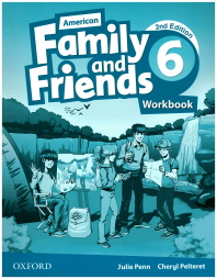 American Family and Friends. 6(Workbook)