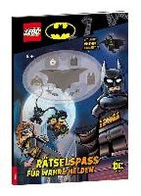 [해외]LEGO? DC - Raetselspass fuer wahre Helden